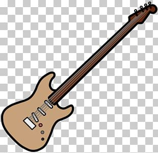 Bass Guitar Musical Instruments String Instruments Plucked String Instrument PNG