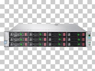 Hewlett-Packard ProLiant Xeon Computer Servers Hewlett Packard Enterprise PNG