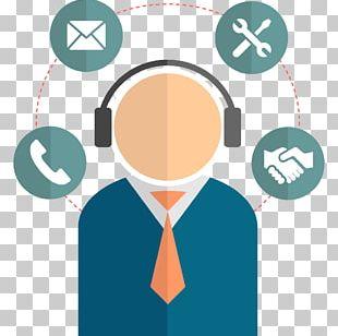 Help Desk Management Service Business PNG