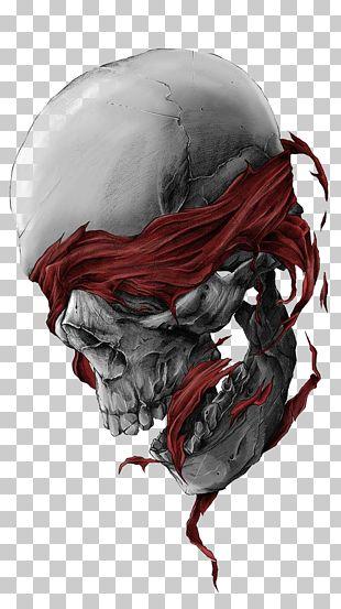 Calavera Skull PNG