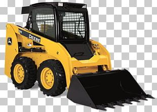 John Deere Caterpillar Inc. Skid-steer Loader Architectural Engineering Heavy Machinery PNG