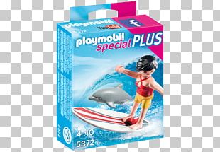 Playmobil 5372 Specials Plus Surfer With Surf Board Amazon.com Toy Surfing PNG