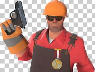 Team Fortress 2 Engineer Hard Hats Robot PNG