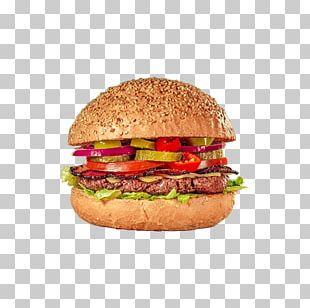 Cheeseburger Buffalo Burger Whopper Breakfast Sandwich Hamburger PNG