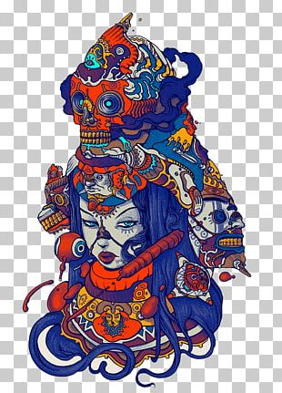 Mexico Art Drawing Illustrator Illustration PNG
