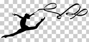 Ribbon Rhythmic Gymnastics Split Artistic Gymnastics PNG