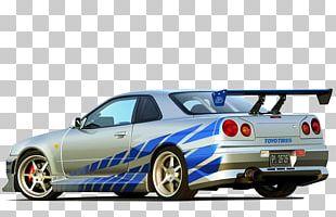 Nissan Skyline GT-R Nissan GT-R Brian O'Conner Car PNG