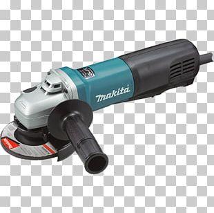 Angle Grinder Makita Tool Cutting Grinding Machine PNG