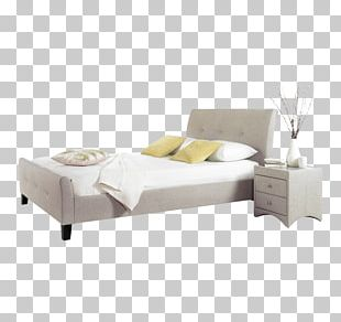 Bed Frame Table Couch Mattress PNG