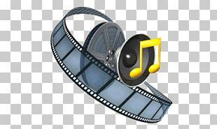 Reel-to-reel Audio Tape Recording Filmstrip Clapperboard PNG