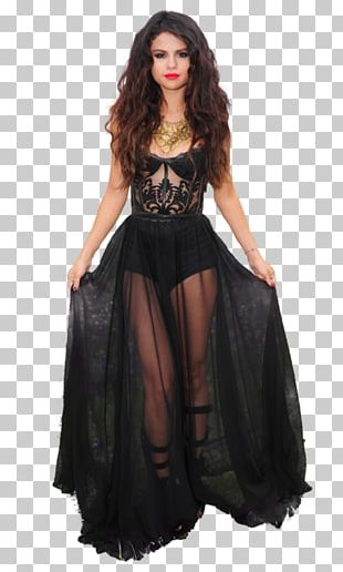 Selena Gomez Come & Get It Met Gala Music PNG