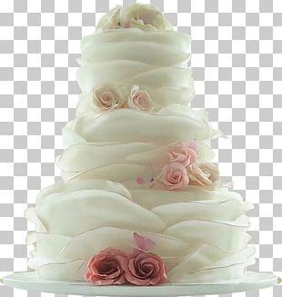Wedding Cake Topper Tart PNG