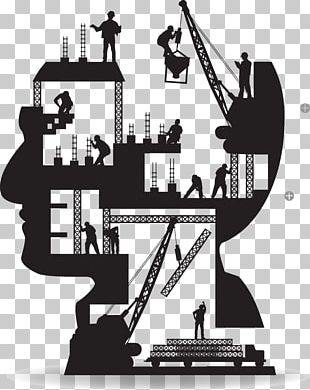 Architectural Engineering Building Construction Worker Silhouette PNG