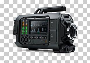 Blackmagic URSA Mini 4K Canon EF Lens Mount Blackmagic Design Blackmagic URSA 4K PL PNG
