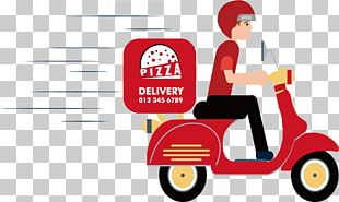 Take-out Pizza PNG