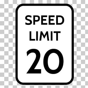 Traffic Sign Speed Limit Manual On Uniform Traffic Control Devices Vision Zero PNG