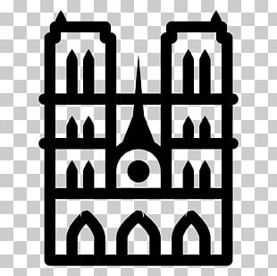 Notre-Dame De Paris Computer Icons Cathedral Church PNG