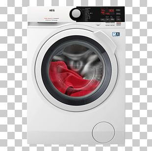 Washing Machines AEG Clothes Dryer Combo Washer Dryer Laundry PNG