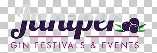 Logo Gin Brand Edinburgh Festival PNG