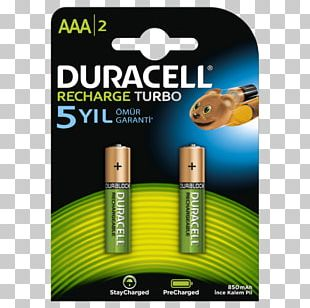 Battery Charger Nickel–metal Hydride Battery Rechargeable Battery Duracell Electric Battery PNG
