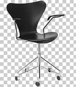 Model 3107 Chair Egg Ant Chair Office & Desk Chairs Swivel Chair PNG