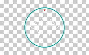 Reticle Telescopic Sight Product Design Point Font PNG