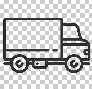 Pickup Truck Car Transport Business PNG