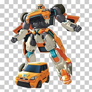 Robot Car Toy Kia Soul Transformers PNG