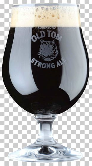 Stout Beer Ale Wine Glass PNG