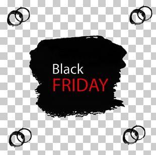 Black Friday Ink PNG