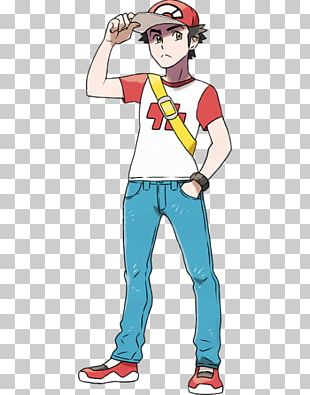 Pokémon Red And Blue Pokémon Sun And Moon Pokémon FireRed And LeafGreen Ash Ketchum PNG
