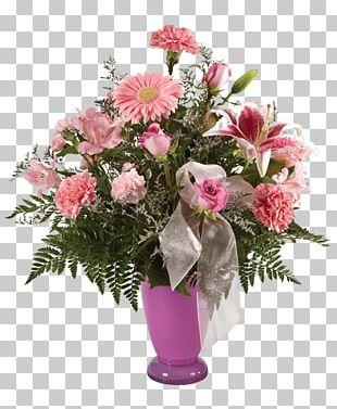 Rose Flower Bouquet Pink Chrysanthemum PNG
