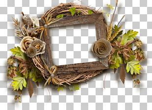 Wreath Twig PNG