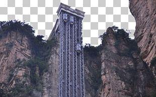 Bailong Elevator China Wineglass Bay PNG