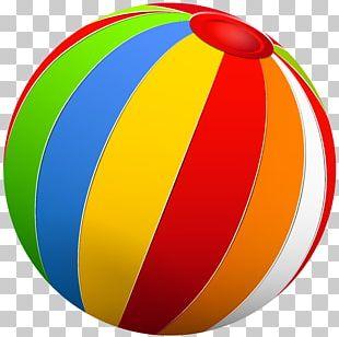 Beach Ball Icon PNG