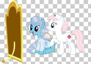 Pony Rarity Princess Luna Nurse Horse PNG