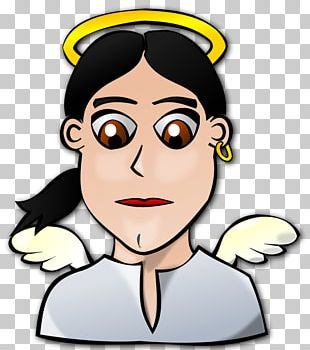 Angel Face PNG
