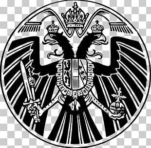 Austrian Empire Eagle Flag Of Austria PNG