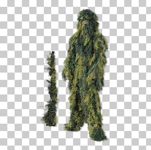 Ghillie Suits Military Camouflage Military Uniform PNG