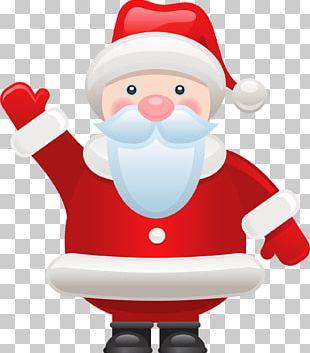 Santa Claus Père Noël PNG