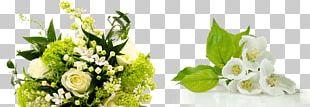 Flower Bouquet Wedding Marriage Floral Design PNG