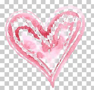 Valentines Day Heart Vecteur PNG