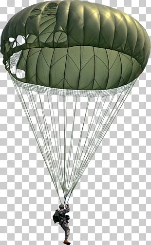 Parachute Military Surplus Army United States Armed Forces PNG