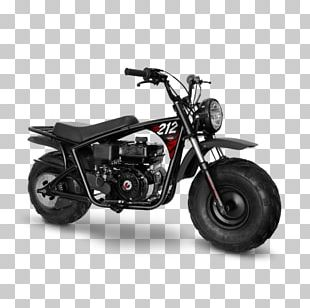 Car Minibike Motorcycle Monster Moto PNG