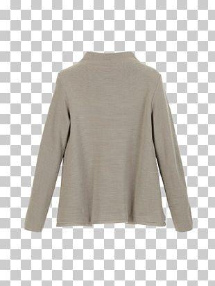 Beige Shoulder Jacket PNG