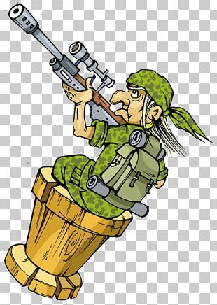 Defender Of The Fatherland Day Ansichtkaart Holiday Man Daytime PNG