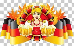 Oktoberfest Beer German Cuisine Graphics PNG