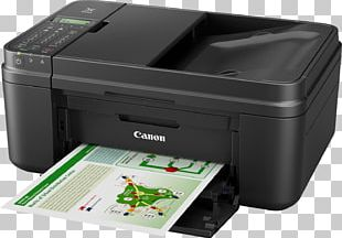 Canon PIXMA MX495 Inkjet Printing Multi-function Printer PNG