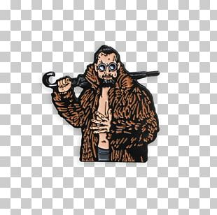 Professional Wrestler Professional Wrestling Lapel Pin New Japan Pro-Wrestling PNG