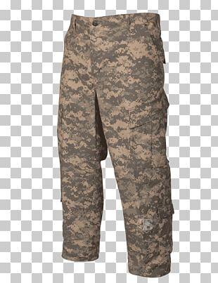 Army Combat Uniform Battle Dress Uniform TRU-SPEC Military PNG